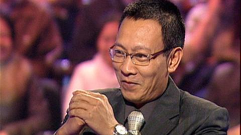 MC Lại Văn Sâm đứng hình vì người chơi 'Ai là triệu phú'