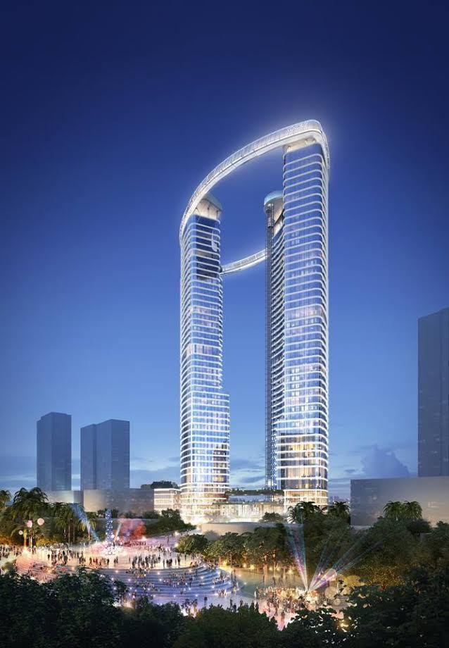 tòa nhà chọc trời, Đà Nẵng, bất động sản Đà Nẵng,