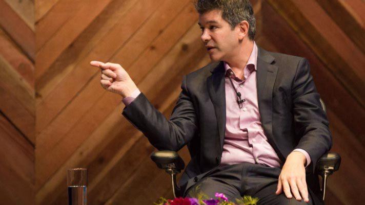 Uber cải tổ, CEO Kalanick tạm nghỉ không hẹn ngày trở lại