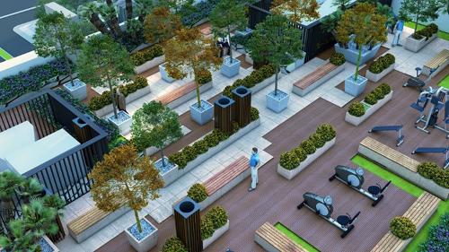 Sắm nhà sang rước lộc vàng tại Mỹ Đình Plaza 2