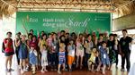 Chuyến dã ngoại 'phủ xanh' kỉ niệm mùa hè của trẻ
