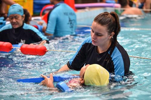 bơi lội, chống đuối nước, bơi lội TPHCM