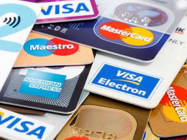 Thẻ ATM, Visa, MasterCard, Thanh toán thẻ