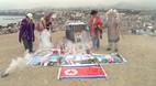 Pháp sư Peru lập đàn cầu hòa bình cho Mỹ-Triều Tiên