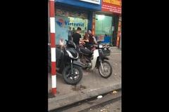 Người phụ nữ bị đánh đập giữa phố khiến độc giả mạng phẫn nộ