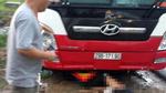 Xe 45 chỗ đâm xe máy rẽ ngang đường, thanh niên chết thảm