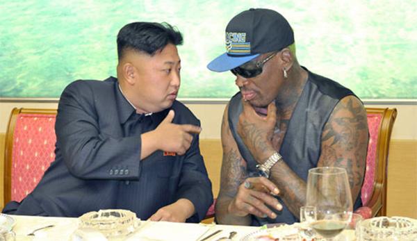 'Người hiếm' vừa là bạn ông Trump vừa thân Kim Jong Un