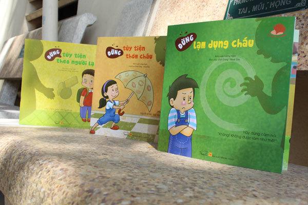 Bộ sách dạy trẻ tự bảo vệ mình