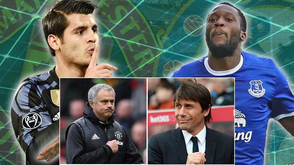MU vs Chelsea đọ siêu vũ khí: Conte gào thét, Mourinho đắc ý