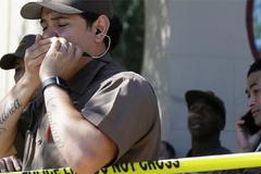 Xả súng đẫm máu ở Mỹ, bốn người thiệt mạng