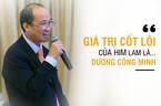Đại gia Minh Him Lam: Từ sân golf Tân Sơn Nhất đến ngân hàng Sacombank