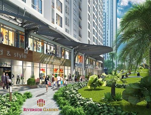 Riverside Garden mở bán đợt cuối, tri ân khách hàng