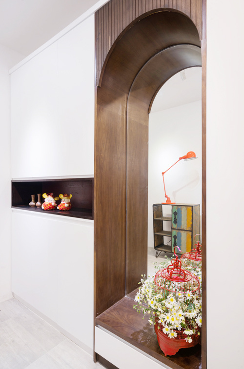 Đọ căn hộ sang chảnh của hoa hậu Mai Phương Thúy, Ngọc Hân