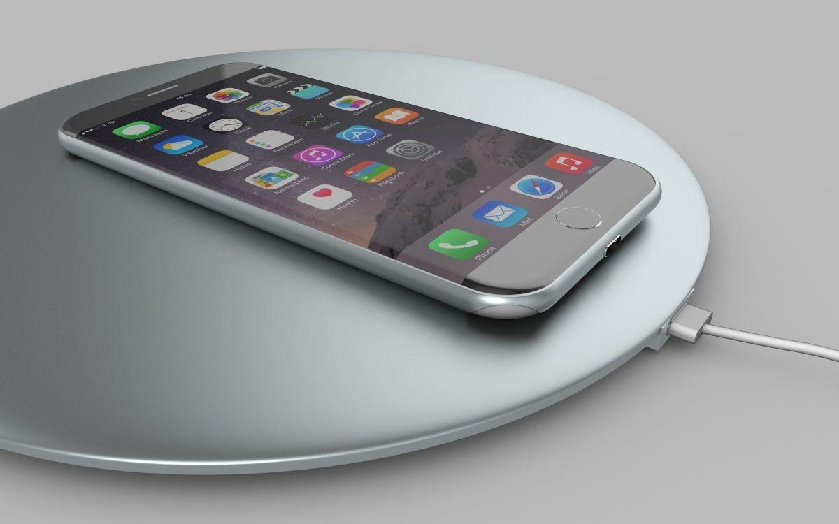 iPhone, iPhone 8, Sạc không dây