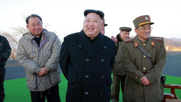 Triều Tiên, Kim Jong Un, Mỹ