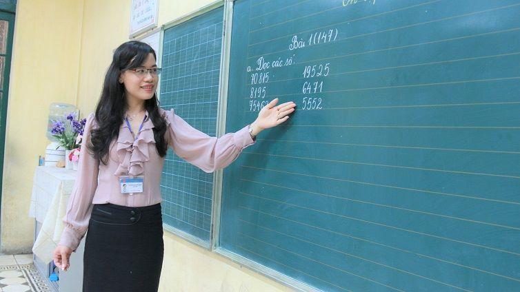 Hà Nội lập kế hoạch biên chế ngành giáo dục năm học 2017-2018
