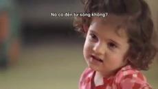 Đoạn phim ngắn thay đổi nhận thức của người lớn về trẻ con