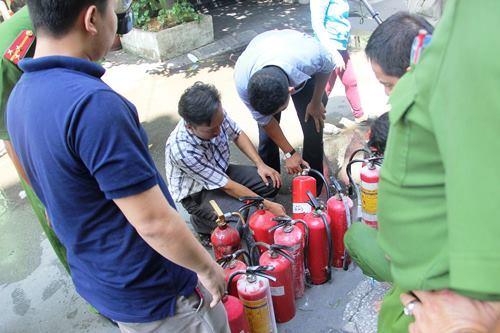 hỏa hoạn, cháy nhà, cháy nhà nghỉ, Sài Gòn