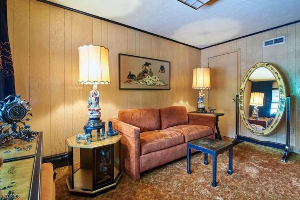 nhà đẹp, thiết kế nhà, phong cách vintage
