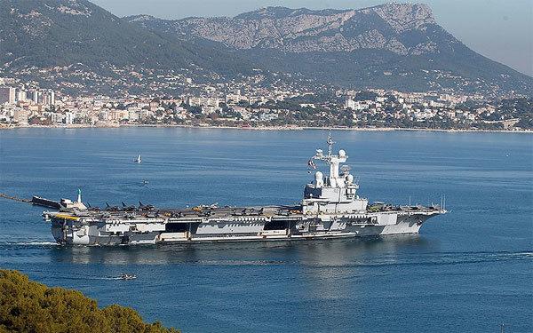 tàu sân bay, hàng không mẫu hạm