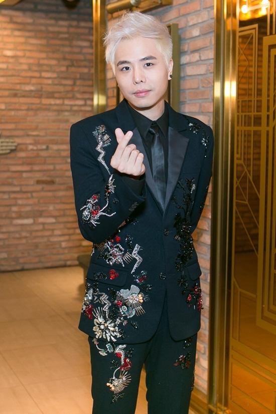 Trịnh Thăng Bình mời quán quân The Face đóng MV