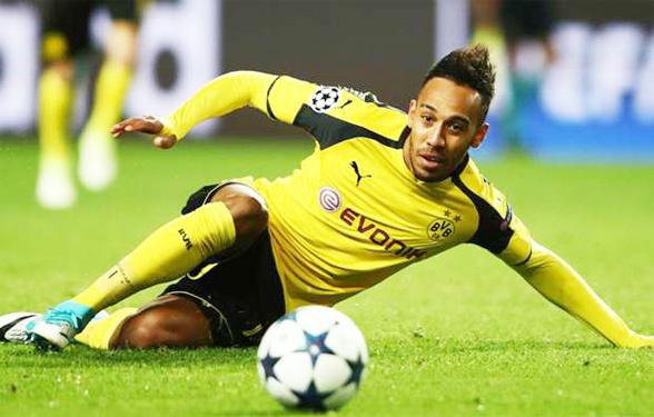 MU, PSG, Mourinho, Aubameyang, Dortmund
