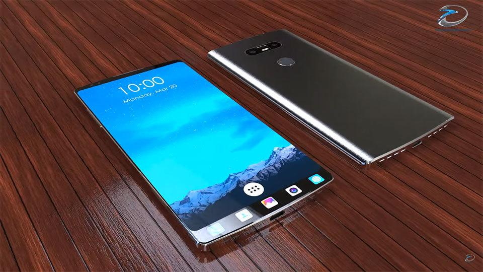 LG. LG G7, LG V30