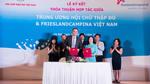 Hợp tác truyền thông Giáo dục dinh dưỡng trẻ em Việt Nam