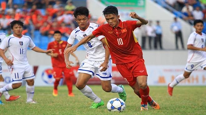 Lịch thi đấu, U15 quốc tế 2017, kết quả bóng đá, U15 Việt Nam, U15 Myanmar, U15 Indonesia