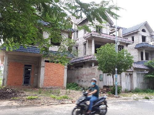 dự án bỏ hoang, chuyển nhượng dự án, giải phóng mặt bằng, đầu tư bất động sản