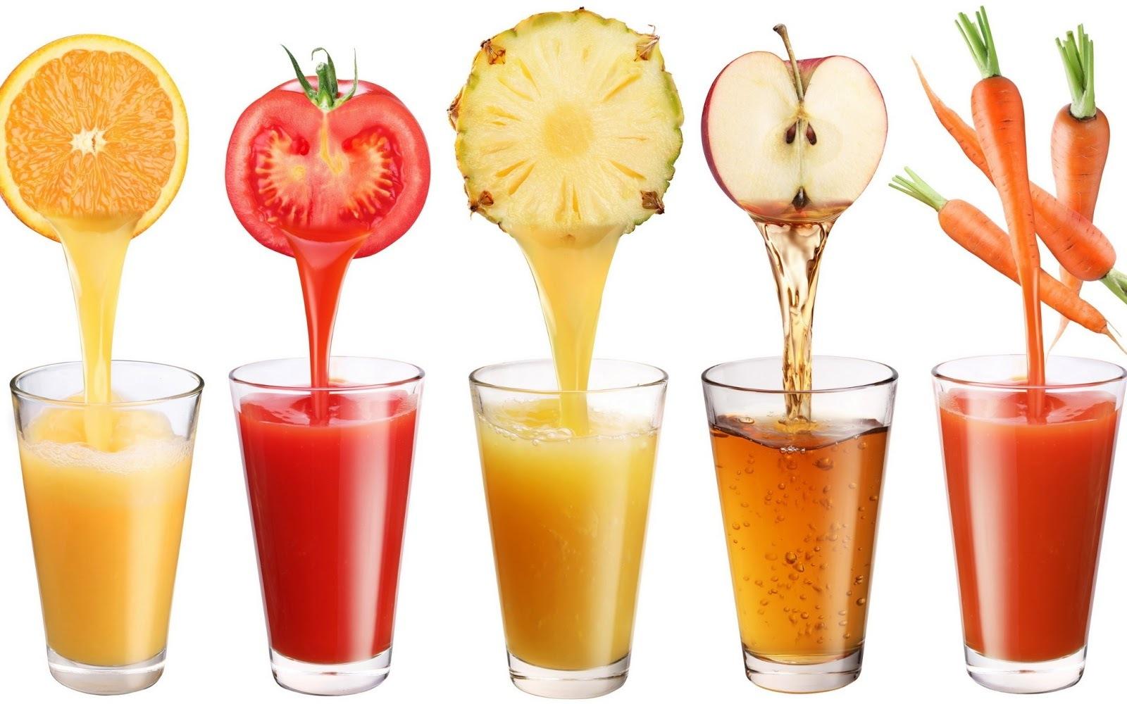 Sinh tố và nước ép hoa quả, bạn chọn thứ nào?