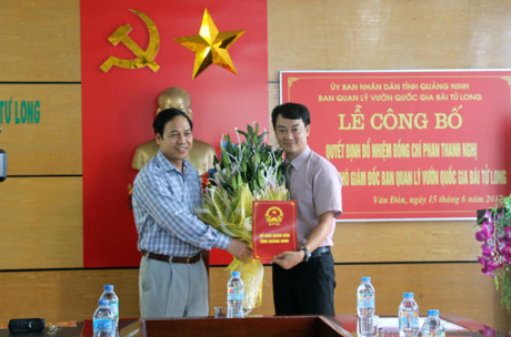 Nhân sự mới tỉnh Quảng Ninh, Tuyên Quang, Tiền Giang