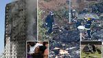 Nan giải nhận dạng nạn nhân vụ cháy kinh hoàng ở Anh