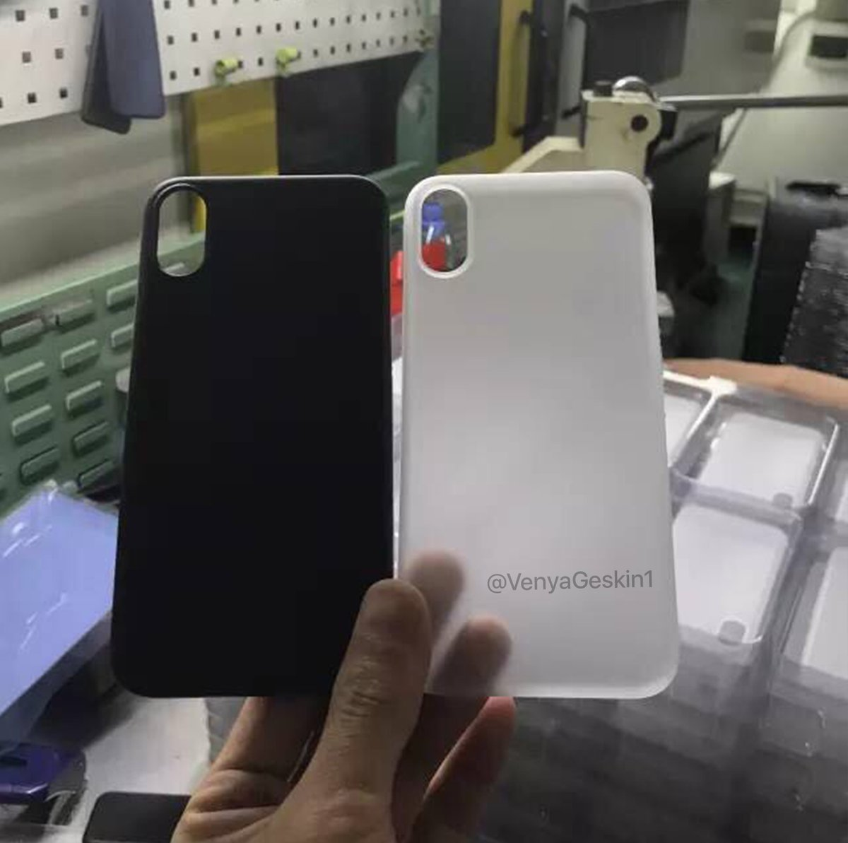 iPhone, iPhone 8, Hình ảnh iPhone 8