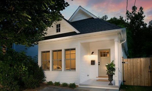 xây nhà, chi phí xây nhà, mẫu nhà cấp 4 đẹp