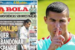 Ronaldo nổi loạn chuồn khỏi Real, MU bị làm giá Perisic