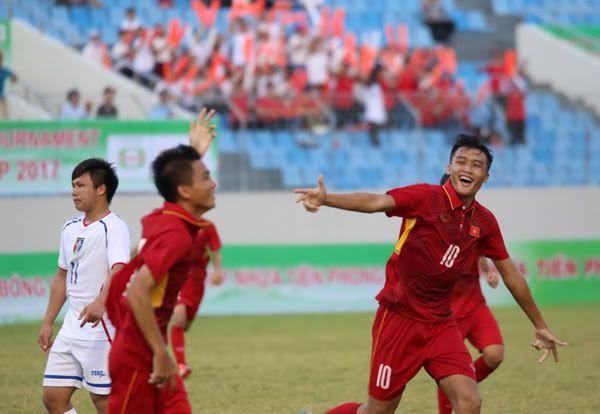 Chơi thiếu người, U15 Việt Nam may mắn hòa Indonesia