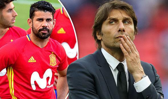 MU thông báo tân binh thứ 2, Conte làm tới vụ 'đuổi' Costa