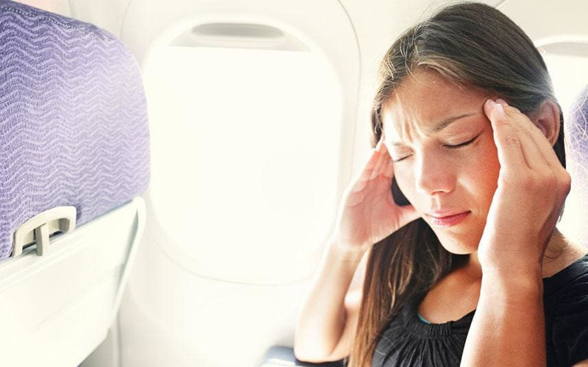 Những bất ngờ ít ai biết về chuyến bay đường dài