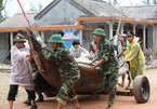 Nổ mìn diễn tập phòng chống mưa bão, 3 người bị thương