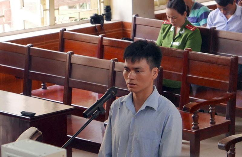Lý Nguyễn Chung, Nguyễn Thanh Chấn, án oan, Bắc Giang