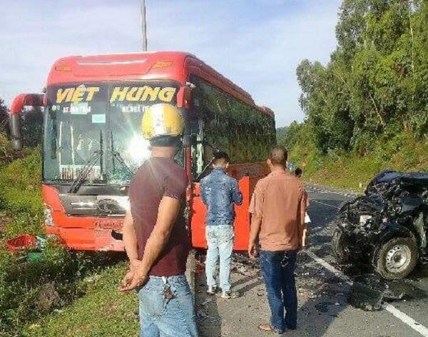 Tai nạn giao thông, xe bán tải, tai nạn, hầm Hải Vân