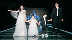 Tim - Quỳnh Anh tái hợp trên sân khấu thời trang