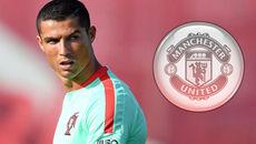 """Ronaldo """"đột kích"""" về MU, Conte được bơm 250 triệu bảng"""