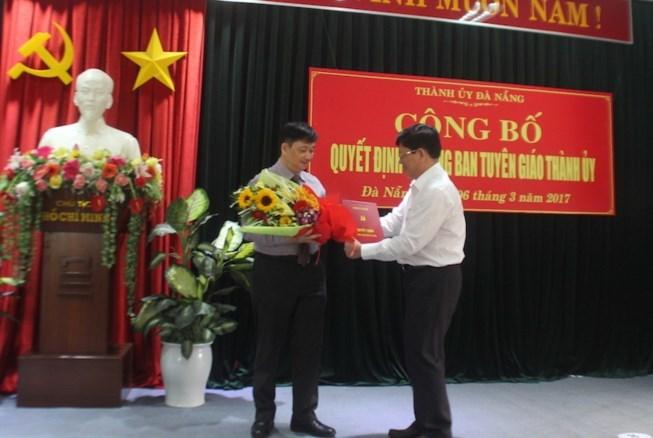 miễn nhiệm cán bộ,Đặng Việt Dũng,Đà Nẵng