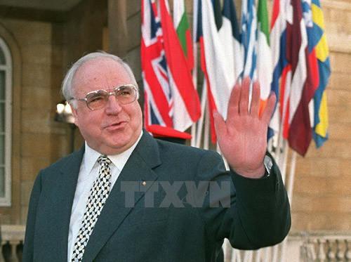 Việt Nam chia buồn về việc cựu Thủ tướng Đức Helmut Kohl từ trần