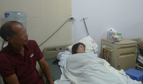 Vụ nữ công nhân môi trường bị đánh: Công an quận Hoàn Kiếm lên tiếng