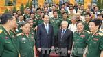 Chủ tịch nước gặp mặt cựu Quân nhân tình nguyện giúp Campuchia
