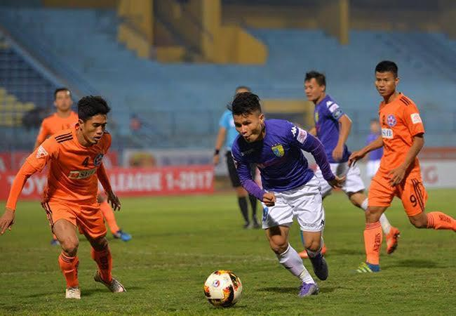 V-League, U20 Việt Nam, HAGL