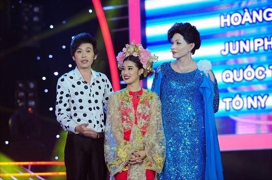 Gương mặt thân quen, Hoàng Yến Chibi, Jun Phạm, Quốc Thiên, Phượng Vũ, Tố Ny, Kỳ Phương